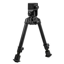 AR15 Bipod,Bayonet Lug QR Mnt/Notched Lgs NCSTAR