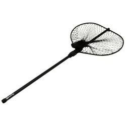 """Landing Net,30"""" Solid Hoop,4 foot Handle SCOTTY"""