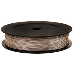 Premium SS Rplcmnt Dwnrgr Cbl,300ft spool SCOTTY