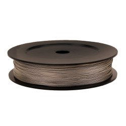 Premium SS Rplcmnt Dwnrgr Cbl,400ft spool SCOTTY