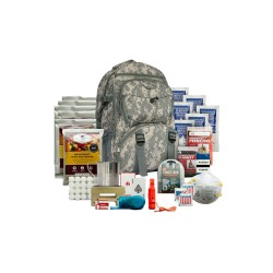 5 Day Survival Back Pack (Camo) WISE-FOODS
