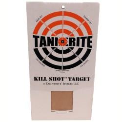 KillShot Bundle (4 CardboardBullseyeTrgt) TANNERITE