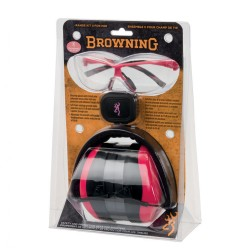 Range Kit II For Her, Hear Pro BROWNING