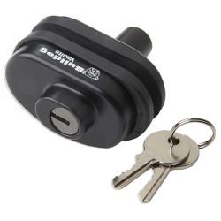Trigger Lock w/Matching Key /3 BULLDOG-CASES