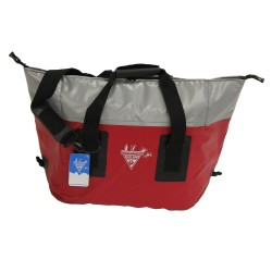 FrostPak 44 Qt Zip Top Cooler Red SEATTLE-SPORTS