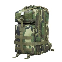 Vism Small Backpack/Woodland Camo NCSTAR
