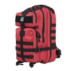 Vism By Ncstar Small Backpack/Red NCSTAR