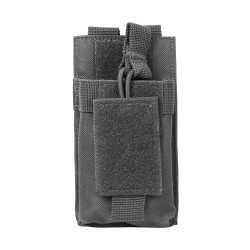 Vism Ar Single Mag Pouch/Urban Gray NCSTAR