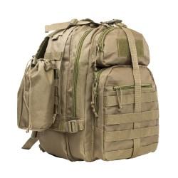 Vism Small Back Pack/Mono Strap/Tan NCSTAR