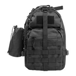 Vism Small Back Pack/Mono Strap/Black NCSTAR