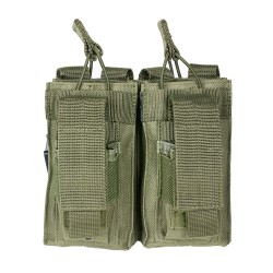 Vism  AR Double Mag Pouch/Urban Gray NCSTAR