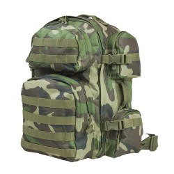 Vism Tactical Backpack - Woodland Camo NCSTAR