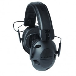 Tactical 100 Earmuff, Electronic PELTOR