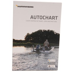 AUTOCHART  Electronic Chart HUMMINBIRD