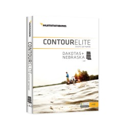 CONTOUR ELITE- DAKOTAS/NEBRASKA HUMMINBIRD