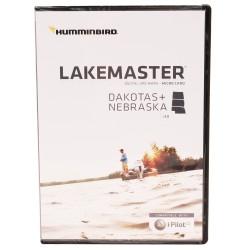 DAKOTAS/NEBRASKA MicroSD w/adapter HUMMINBIRD