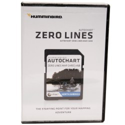 AUTOCHART ZERO LINE   Electronic Chart HUMMINBIRD