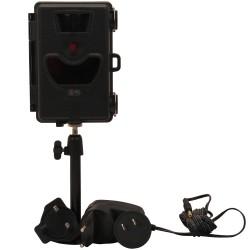 6Mp Wifi Surveillance Cam,NG Blk LED NV BUSHNELL