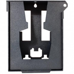 Security Case Gray Metal, Clam BUSHNELL-TRAIL-CAMERAS