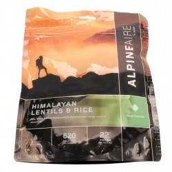 Himalayan Lentils & Rice Serves 2 ALPINE-AIRE-FOODS