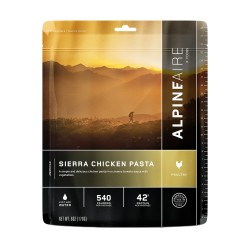 Sierra Chicken Pasta Serves 2 ALPINE-AIRE-FOODS