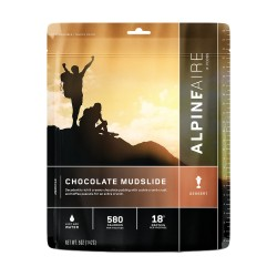 Chocolate Mudslide Serves 2 ALPINE-AIRE-FOODS