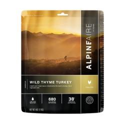 Wild Thyme Turkey Serves 2 ALPINE-AIRE-FOODS
