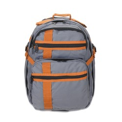 INCOG Backpack - Battleship Gray & Rust US-PEACEKEEPER
