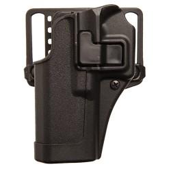 SerpCQC -mt Fnsh-r  S&w M&p Shield 9/.40 BLACKHAWK