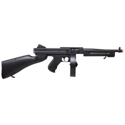 GFSMG SubmachineGun ElecFull/Semi Rfl 6mm CROSMAN