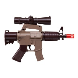 Mini MR01 Rifle Elec FullAutoRepeater 6mm CROSMAN