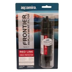 FrontierReplacementBottleFilterRED-II-120 AQUAMIRA