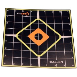 EZ See Adhesive Grid Target (6 per pack) ALLEN-CASES