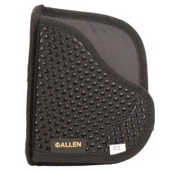 Baseline Pocket Holster, Med Frame Autos ALLEN-CASES
