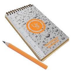 Waterproof Notebook 3 x 5 ULTIMATE-SURVIVAL-TECHNOLOGIES