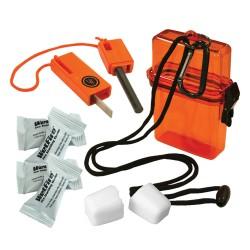 Firestarter Kit 1.0, Orange ULTIMATE-SURVIVAL-TECHNOLOGIES