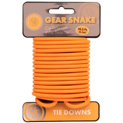 Gear Snake, Orange ULTIMATE-SURVIVAL-TECHNOLOGIES