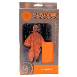 All-Weather Poncho Youth ULTIMATE-SURVIVAL-TECHNOLOGIES