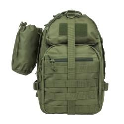 Vism Small Backpack/Bottle Holder/Green NCSTAR