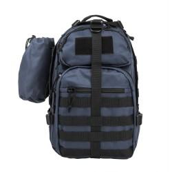 Vism Small Backpack/Bottle Holder/Blue NCSTAR