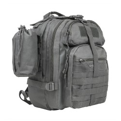 Vism Small Backpack/Bottle Hldr/Urban Gry NCSTAR
