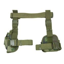 Vism 3Pcs Drp Leg Gun Hlstr & Mag Holder NCSTAR