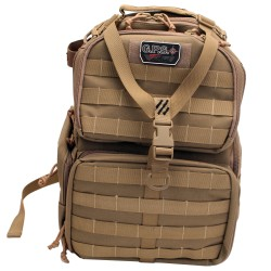 Tactical Range Backpack,Tan G-OUTDOORS