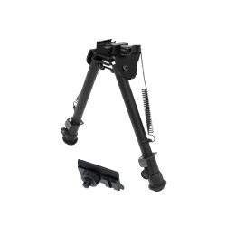 "Tactical OP Bipod, Height 8.0-12.4"" LEAPERS-INC"