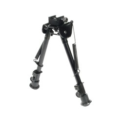 "Rubber Feet Bipod,Height 8.3""-12.7"" LEAPERS-INC"