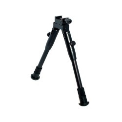 "Shooter's Rubber Feet Bipod,Ht 8.7""-10.6"" LEAPERS-INC"