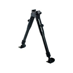 "Sniper Bipod,Steel Feet,Height 8.2""-10.3"" LEAPERS-INC"