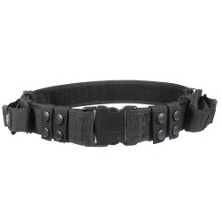 UTG Heavy Duty Elite Pistol Belt, Black LEAPERS-INC