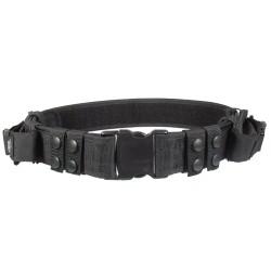 UTG Heavy Duty Elite Pistol Belt, Black LEAPERS-INC
