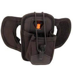 TR Radio Holster Small Black T-REIGN-OUTDOOR-PRODUCTS